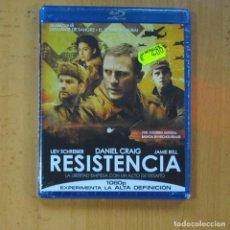 Hobbys: RESISTENCIA - BLU RAY. Lote 218388423