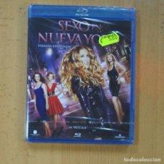 Hobbys: SEXO EN NUEVA YORK - BLU RAY. Lote 218388425