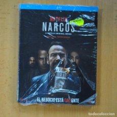 Hobbys: NARCOS - TERCERA TEMPORADA - BLU RAY. Lote 218388511