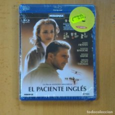 Hobbys: EL PACIENTE INGLES - BLU RAY. Lote 218388517