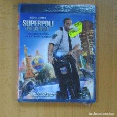 Hobbys: SUPERPOLI EN LAS VEGAS - BLU RAY. Lote 218388676