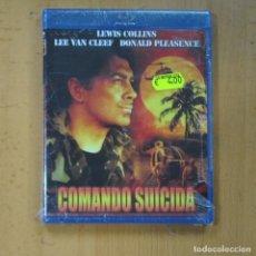 Hobbys: COMANDO SUICIDA - BLU RAY. Lote 218389293