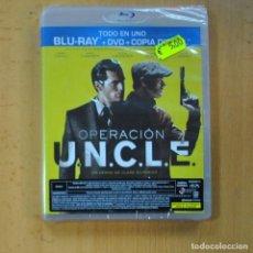 Hobbys: OPERACION U.N.C.L.E. - BLU RAY. Lote 218389302