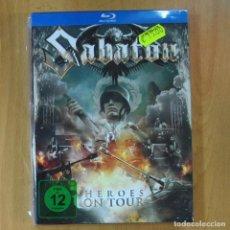 Hobbys: SABATON - HEREOS ON TOUR - BLU RAY. Lote 218390386