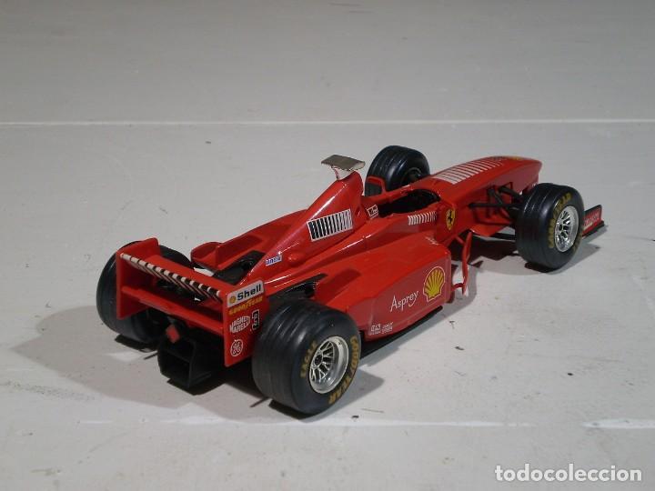 Hobbys: FERRARI F1 F300, BURAGO 1/24 EN CAJA, REF-6503 - Foto 2 - 225311350