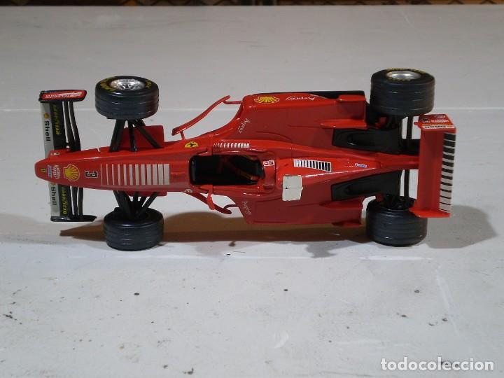 Hobbys: FERRARI F1 F300, BURAGO 1/24 EN CAJA, REF-6503 - Foto 5 - 225311350