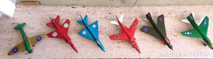 Hobbys: lote aviones matchbox 1973 - Foto 2 - 226336200