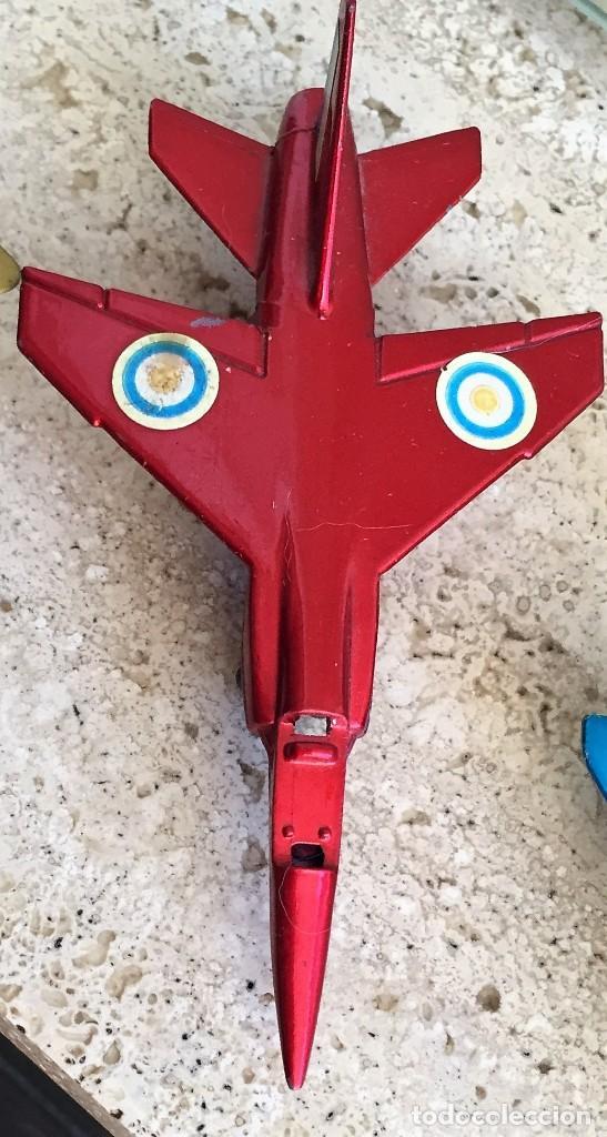 Hobbys: lote aviones matchbox 1973 - Foto 4 - 226336200
