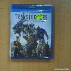 Hobbys: TRANSFORMERS LA ERA DE LA EXTINCION - BLURAY. Lote 229300400