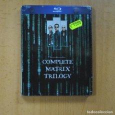 Hobbys: COMPLETE MATRIX TRILOGY - BLURAY. Lote 229301890