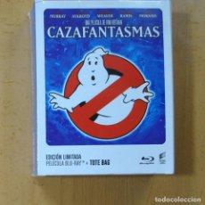 Hobbys: CAZAFANTASMAS - BLURAY + TOTE BAG. Lote 230325225