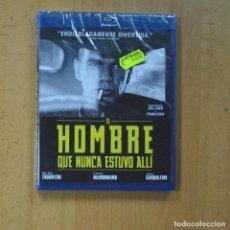 Hobbys: EL HOMBRE QUE NUNCA ESTUVO ALLI - BLURAY. Lote 230326915