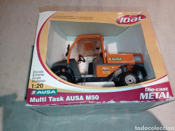 JOAL MULTI TASK AUSA M50 (Juguetes - Modelismo y Radiocontrol - Diecast)