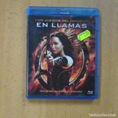 Hobbys: LOS JUEGOS DEL HAMBRE EN LLAMAS - BLURAY. Lote 238452870