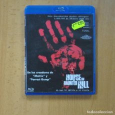 Hobbys: HOUSE ON HAUNTED HILL - BLURAY. Lote 238455315