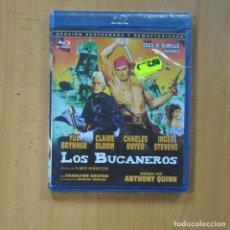 Hobbys: LOS BUCANEROS - BLURAY. Lote 238455415