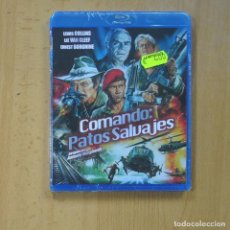 Hobbys: COMANDO PATOS SALVAJES - BLURAY. Lote 238455490