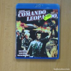 Hobbys: COMANDO LEOPARDO - BLURAY. Lote 238455550