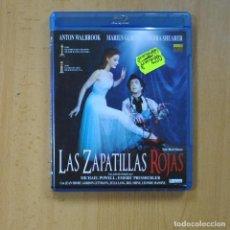 Hobbys: LAS ZAPATILLAS ROJAS - BLURAY. Lote 238455680
