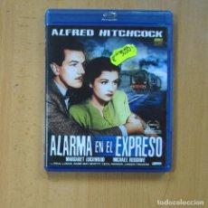 Hobbys: ALARMA EN EL EXPRESO - BLURAY. Lote 238455710