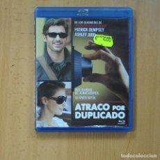 Hobbys: ATRACO POR DUPLICADO - BLURAY. Lote 238455800