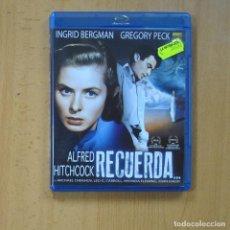 Hobbys: RECUERDA - BLURAY. Lote 238455810