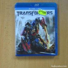 Hobbys: TRANSFORMERS EL LADO OSCURO DE LA LUNA - BLURAY + DVD. Lote 238455835