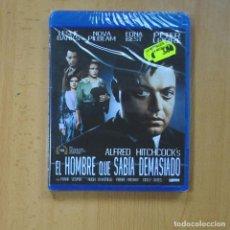 Hobbys: EL HOMBRE QUE SABIA DEMASIADO - BLURAY. Lote 238455870