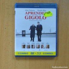 Hobbys: APRENDIZ DE GIGOLO - BLURAY + DVD. Lote 238455875