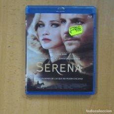 Hobbys: SERENA - BLURAY. Lote 238455890