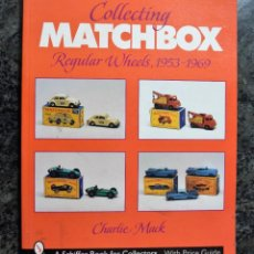 Hobbys: COLLECTING MATCHBOX REGULAR WHEELS, 1953 - 1969 BOOK. Lote 239491635