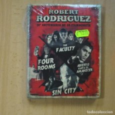 Hobbys: ROBERT RODRIGUEZ 20 ANIVERSARIO DE SU FILMOGRAFIA - BLURAY. Lote 241933010