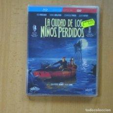 Hobbys: LA CIUDAD DE LOS NIÑOS PERDIDOS - BLURAY + DVD. Lote 241933085