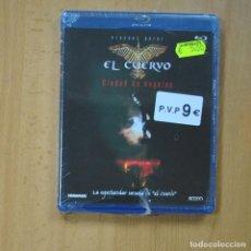 Hobbys: EL CUERVO CIUDAD DE ANGELES - BLURAY. Lote 241933100