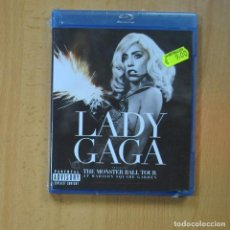Hobbys: LADY GAGA - THE MONSTER BALL YOUR AT MADISON SQUARE GARDEN - BLURAY. Lote 241933240