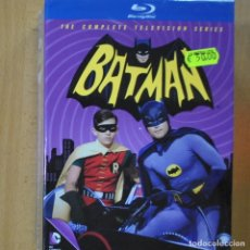 Hobbys: BATMAN - THE COMPLETE TELEVISION SERIES - BLURAY. Lote 241933370
