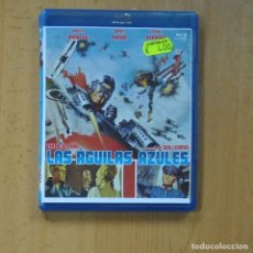 Hobbys: LAS AGUILAS AZULES - BLURAY. Lote 241934140
