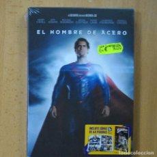 Hobbys: EL HOMBRE DE ACERO - BLURAY. Lote 243783940