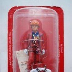 Hobbys: FIGURA DE COLECCIONISTA: BOMBERO DEL GRIMP, 2002, PARIS. ESCALA 1:30, PLOMO/ESTAÑO. A ESTRENAR. Lote 244878865