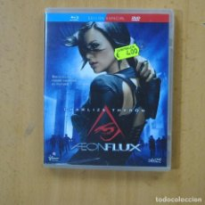 Hobbys: AEONFLUX - BLURAY + DVD. Lote 252015315