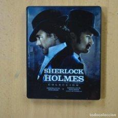 Hobbys: COLECCION SHERLOCK HOLMES - BLURAY. Lote 252015340