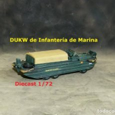 Hobbys: DUKW INFANTERÍA DE MARINA, DIECAST 1/72. Lote 253585220