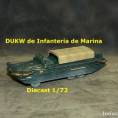 Hobbys: DUKW , DIECAST 1/72, INFANTERÍA DE MARINA. Lote 253585240