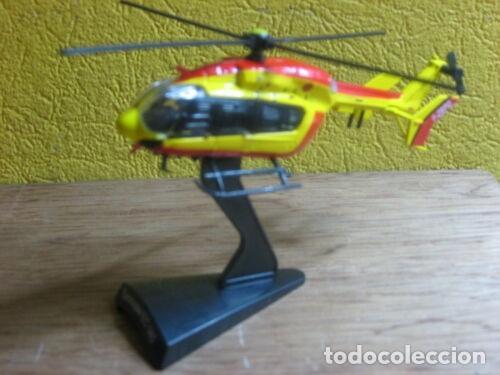 HELICÓPTERO EUROCOPTER (Juguetes - Modelismo y Radiocontrol - Diecast)