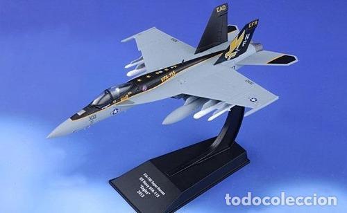 F/A-18E SÚPER HORNET (Juguetes - Modelismo y Radiocontrol - Diecast)