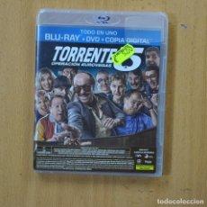 Hobbys: TORRENTE 5 OPERACION EUROVEGAS - BLURAY + DVD. Lote 257777605