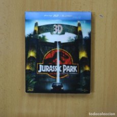 Hobbys: JURASSIC PARK 3D - BLURAY. Lote 257780880