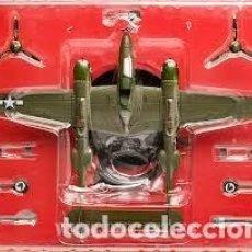 Hobbys: ALTAYA - LOCKEED P-38J/L LIGHTNING USA. Lote 260320860