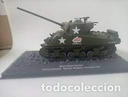 ALTAYA - M4A3 76MM SHERMAN 37TH TANK BATALLON FRANCIA 1944 1/72 (Juguetes - Modelismo y Radiocontrol - Diecast)