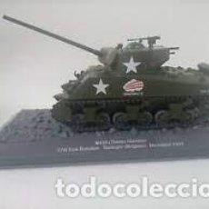 Hobbys: ALTAYA - M4A3 76MM SHERMAN 37TH TANK BATALLON FRANCIA 1944 1/72. Lote 260323780